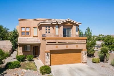 Rio Rancho Single Family Home For Sale: 71 Prestwick Court
