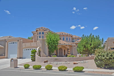 Rio Rancho Single Family Home For Sale: 301 Spyglass Place SE