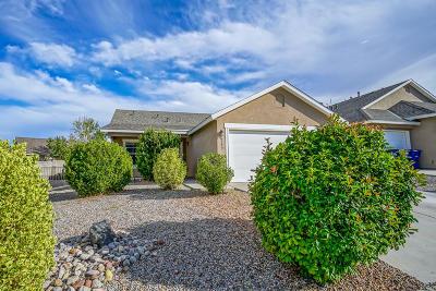 Albuquerque Single Family Home For Sale: 6352 Avenida Madrid Avenue NW
