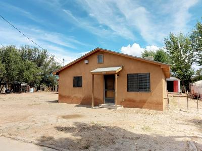 Albuquerque NM Single Family Home For Sale: $95,000
