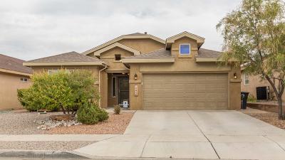 Albuquerque NM Single Family Home For Sale: $252,000