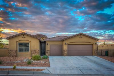 Rio Rancho Single Family Home For Sale: 1811 Castle Peak Loop NE