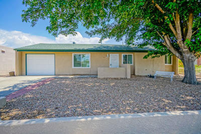 Albuquerque Single Family Home For Sale: 5212 Calle Nuestra NW