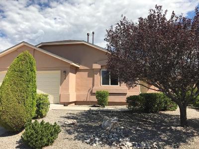 Albuquerque Single Family Home For Sale: 516 De Soto Street SE