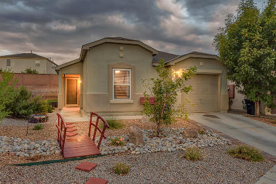 Albuquerque Single Family Home For Sale: 2929 Payton Trail SW