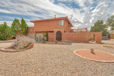 Rio Rancho Single Family Home For Sale: 3800 Saint Andrews Drive SE