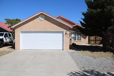 Albuquerque Single Family Home For Sale: 5909 Las Humanas Road NW