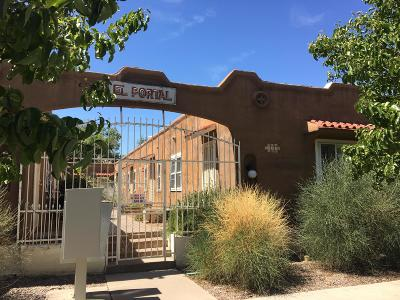 Albuquerque Multi Family Home For Sale: 323 11th Street NW