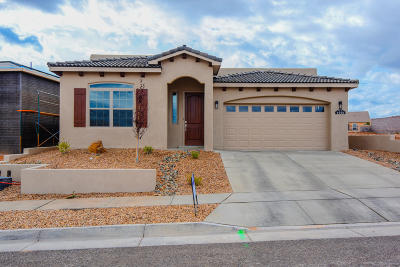 Rio Rancho Single Family Home For Sale: 5958 Redondo Sierra NE