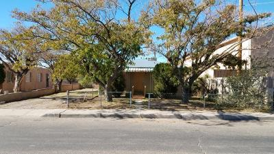 Albuquerque Single Family Home For Sale: 115 Charleston Street SE