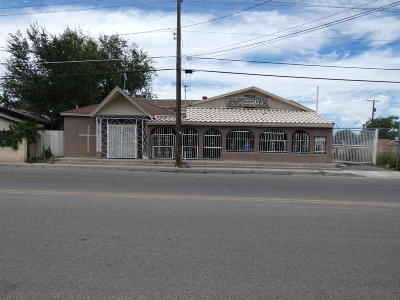 Albuquerque NM Single Family Home For Sale: $153,000