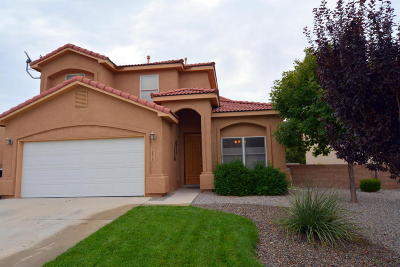 Rio Rancho Single Family Home For Sale: 3252 San Ildefonso Loop NE
