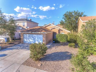 Single Family Home For Sale: 7809 Desert Canyon Place SW
