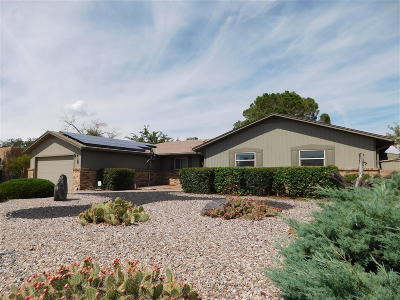 Rio Rancho Single Family Home For Sale: 4723 Leon Grande Avenue SE