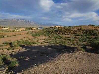 Rio Rancho Residential Lots & Land For Sale: Saratoga Drive NE