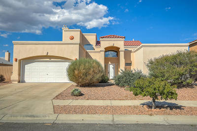 Albuquerque Single Family Home For Sale: 5109 Willow Creek Place NW