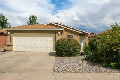 Rio Rancho Single Family Home For Sale: 2804 Cielo Azul Drive NE