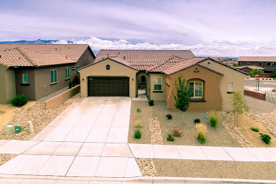 Rio Rancho Single Family Home For Sale: 4103 Pico Norte NE