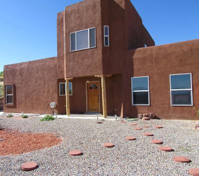 Albuquerque, Rio Rancho Single Family Home For Sale: 4405 Riata Trail