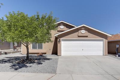Albuquerque Single Family Home For Sale: 8719 Black Stallion Road SW
