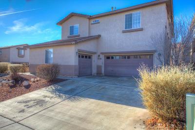 Albuquerque Single Family Home For Sale: 7108 Alamillo Road NW