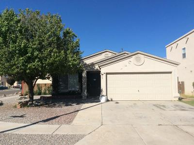 Albuquerque Single Family Home For Sale: 555 Whispering Street SW