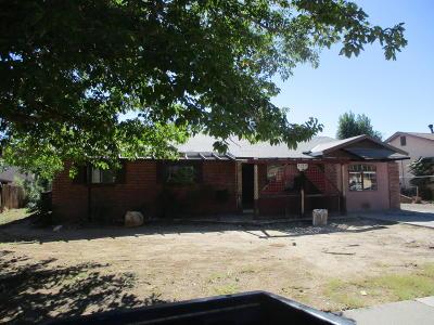 Albuquerque Single Family Home For Sale: 1317 Anaconda Street SW