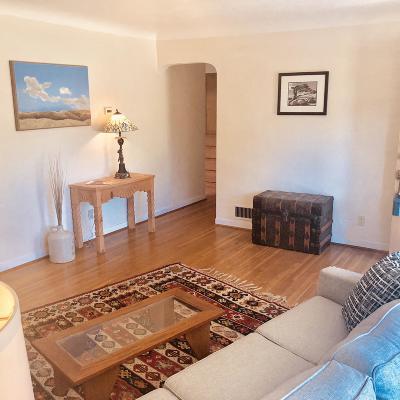 Albuquerque Single Family Home For Sale: 923 Monroe Street NE