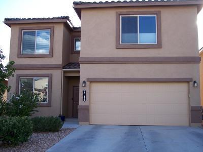 Albuquerque Single Family Home For Sale: 2011 Pleasanton Drive SE