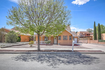 Albuquerque Single Family Home For Sale: 9953 Academy Road NW