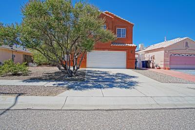 Albuquerque Single Family Home For Sale: 10631 Virgo Street NW