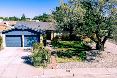 Albuquerque NM Single Family Home For Sale: $199,000