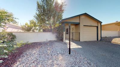 Rio Rancho Single Family Home For Sale: 4744 Platinum Drive NE