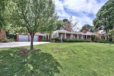 Albuquerque Single Family Home For Sale: 3200 Santa Clara Avenue SE