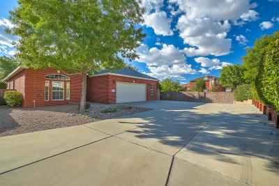 Albuquerque NM Single Family Home For Sale: $385,000