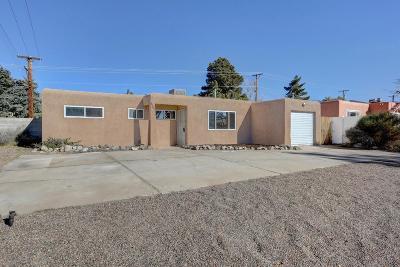 Single Family Home For Sale: 8201 Florence Avenue NE