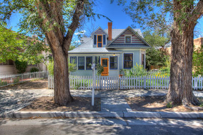 Albuquerque NM Single Family Home For Sale: $289,000