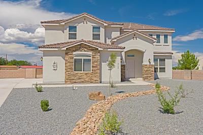Albuquerque NM Single Family Home For Sale: $369,590