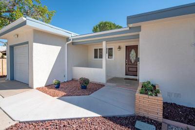 Albuquerque NM Single Family Home For Sale: $249,000