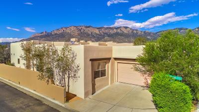Albuquerque NM Single Family Home For Sale: $469,900