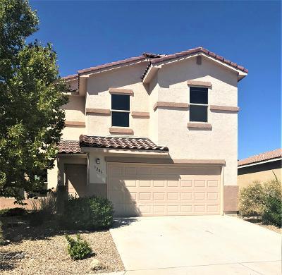 Los Lunas Single Family Home For Sale: 3283 Prairie Ridge Street SW