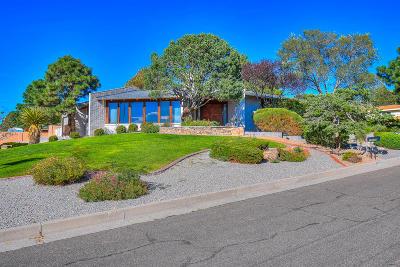 Single Family Home For Sale: 13101 Blackstone Road NE