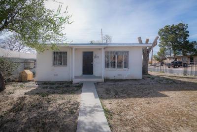 Albuquerque Single Family Home For Sale: 1801 Edith Boulevard SE