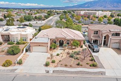 Rio Rancho Single Family Home For Sale: 3844 Bay Hill Loop SE