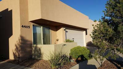 Rio Rancho Single Family Home For Sale: 4405 Sunflower Court SE