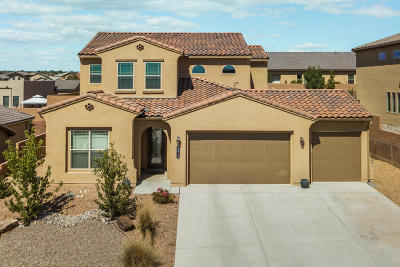 Rio Rancho Single Family Home For Sale: 2813 Cipres Lane SE