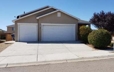 Los Lunas Single Family Home For Sale: 225 Black Hat Avenue SW