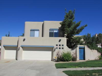 Single Family Home For Sale: 9633 Mendoza Avenue NE