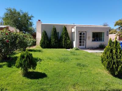Albuquerque Single Family Home For Sale: 437 Chama Street NE