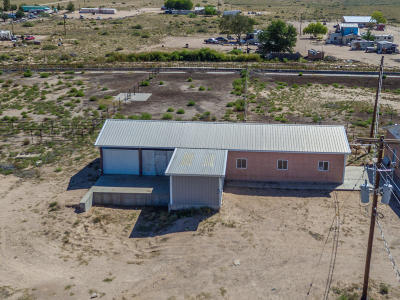 Belen, Los Lunas Single Family Home For Sale: 1647 Highway 304